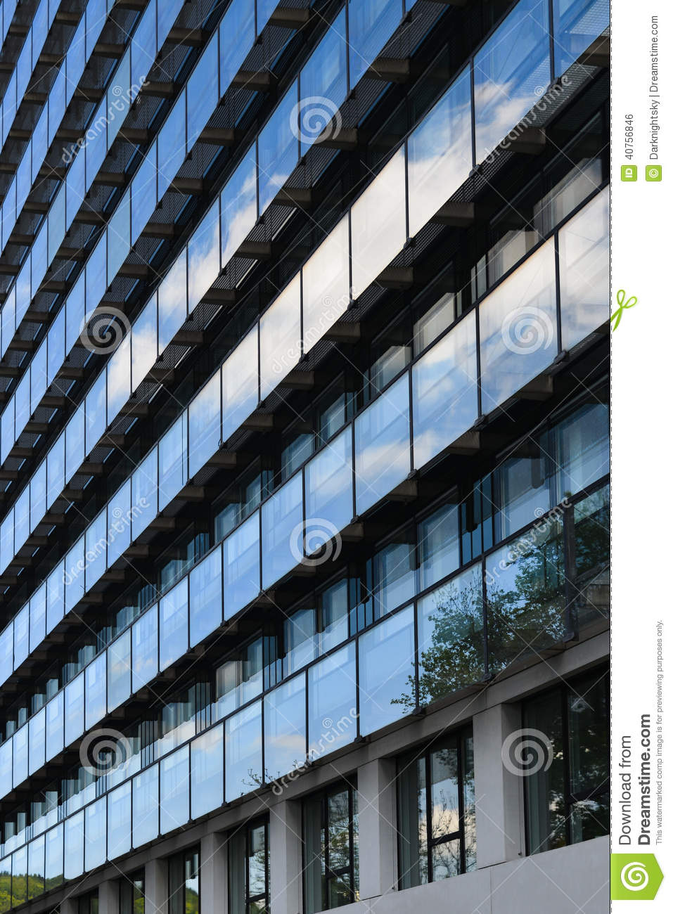 Architectural Building Elements : Office architecture stock photo image of engineering