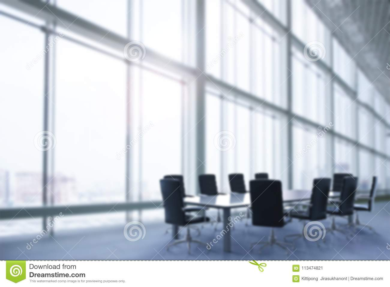 Office Blur Background Stock Image Image Of Company 113474821