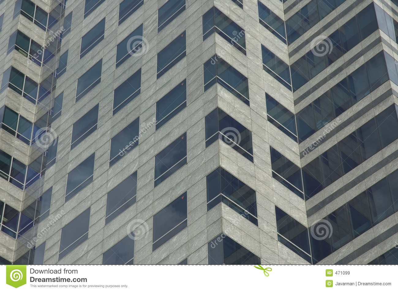 Download Office building stock image. Image of erect, construction - 471099