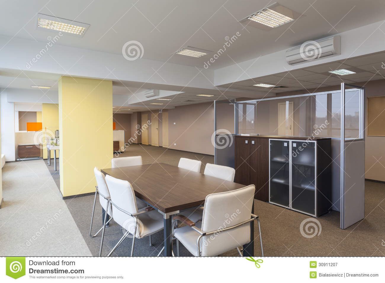 Office Building Royalty Free Stock Photography Image