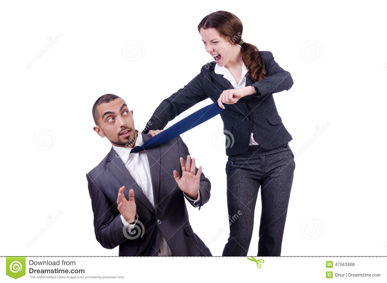 relational conflict between male and female Implications for male and female leaders 46 prescriptive suggestions differences between men and women in the workplace.