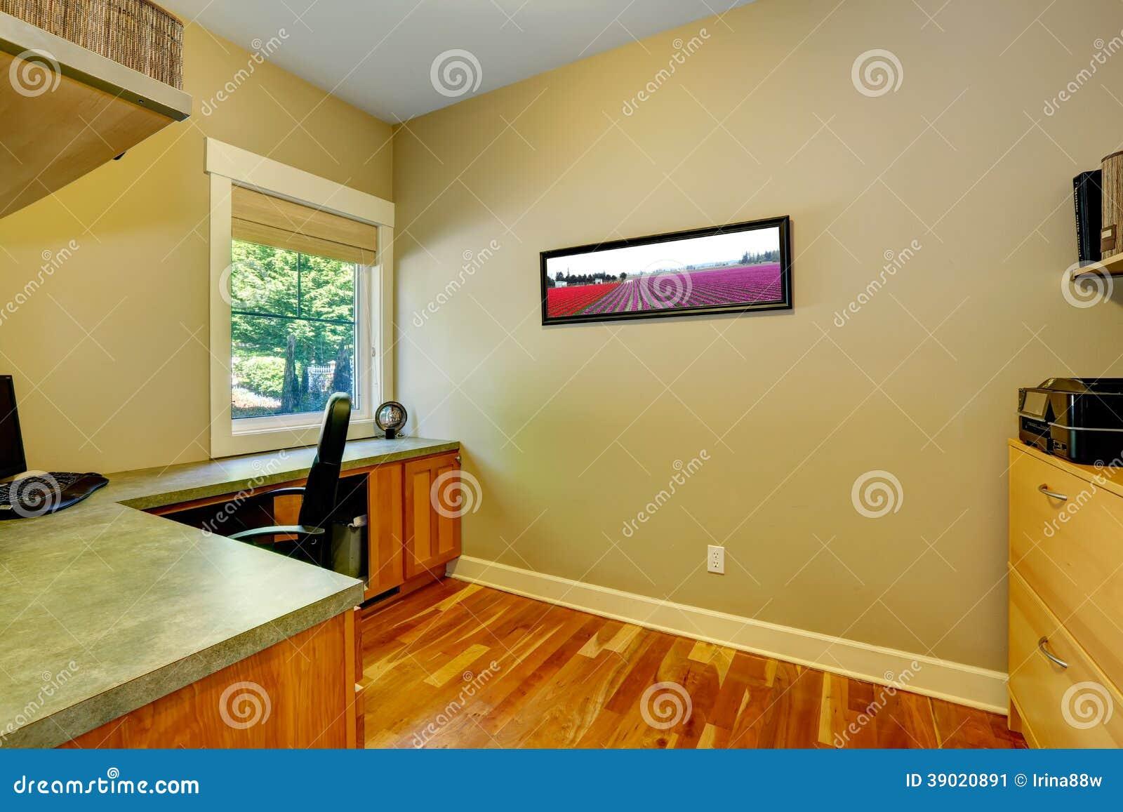 Office design interior stock image. Image of décor, idea - 39020891