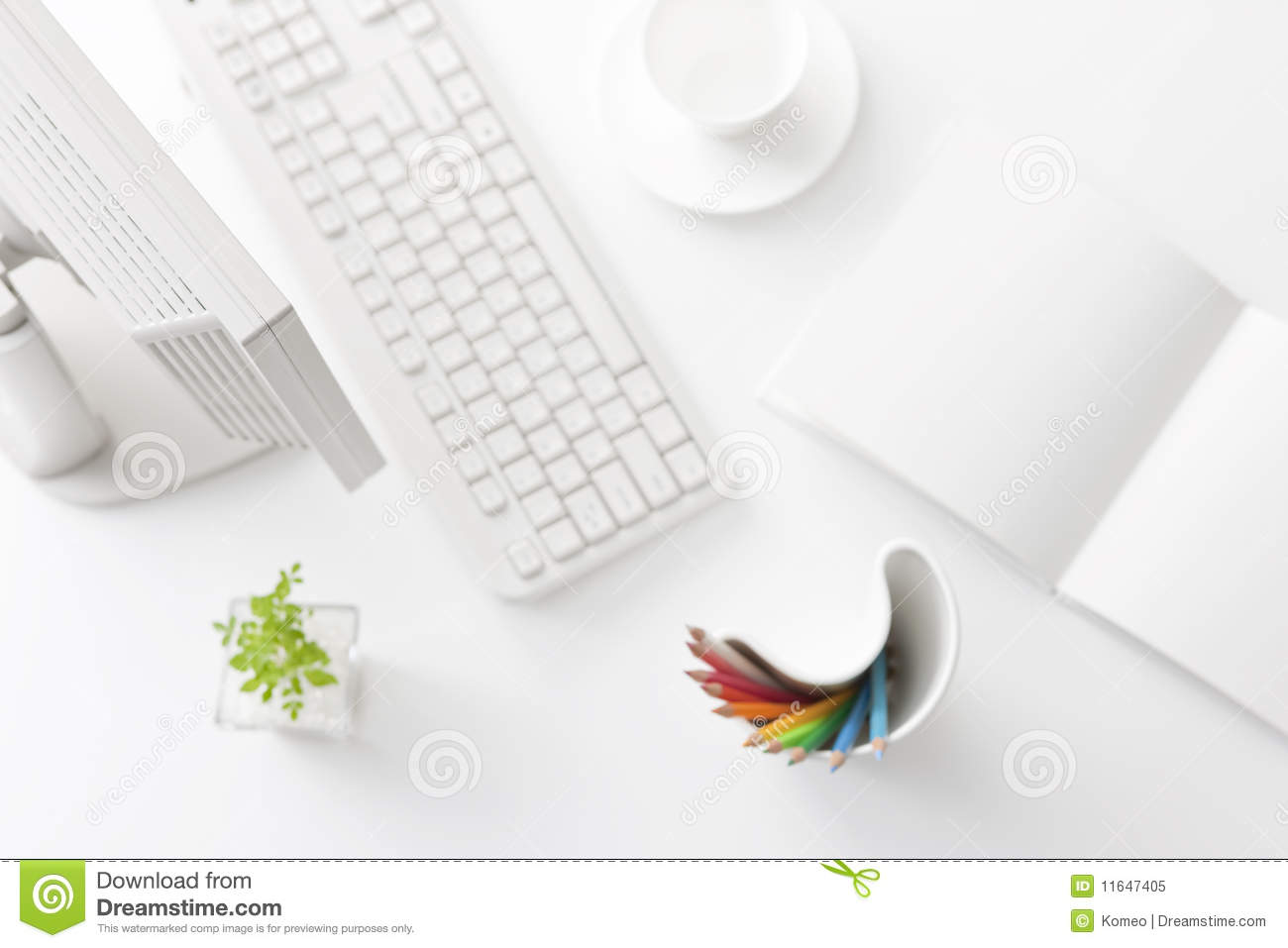 Office Desk Royalty Free Stock Photo Image 11647405