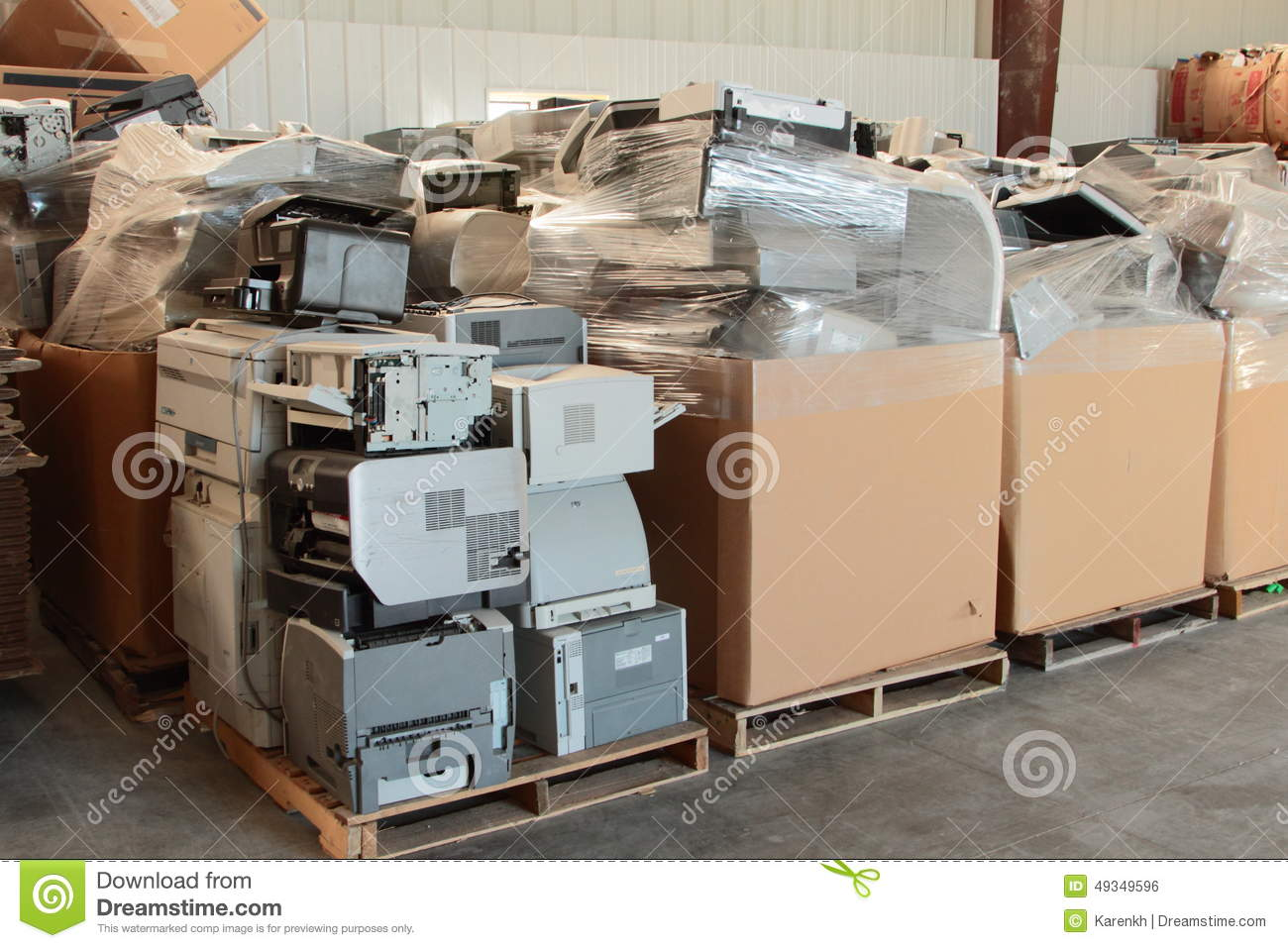 Office Equipment And Other Electronic Waste