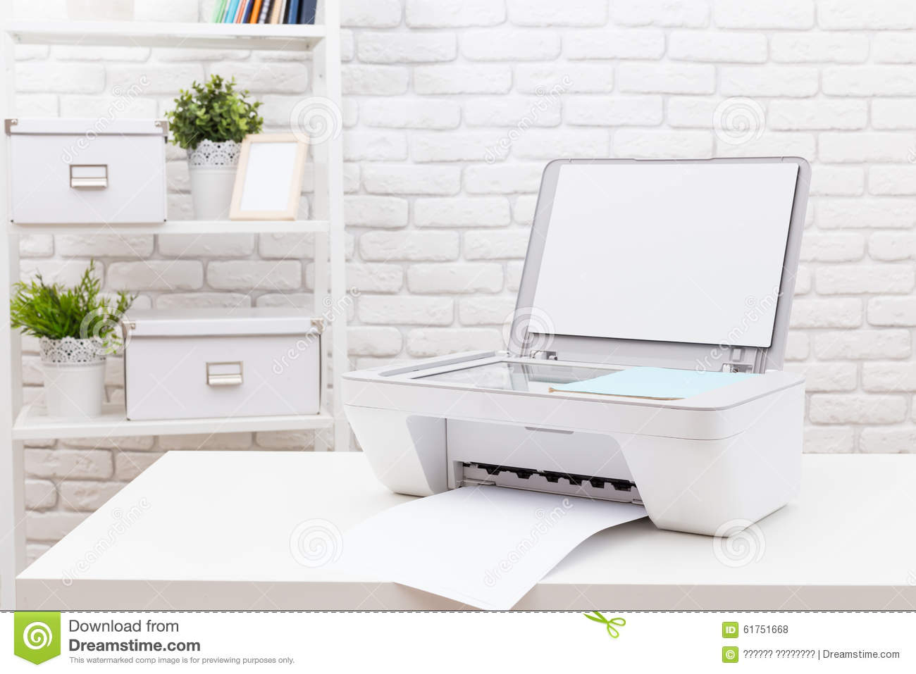 office equipment personnel business plan