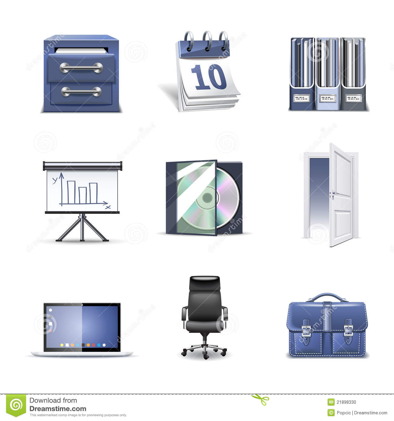 Office icons | Bella series part 2