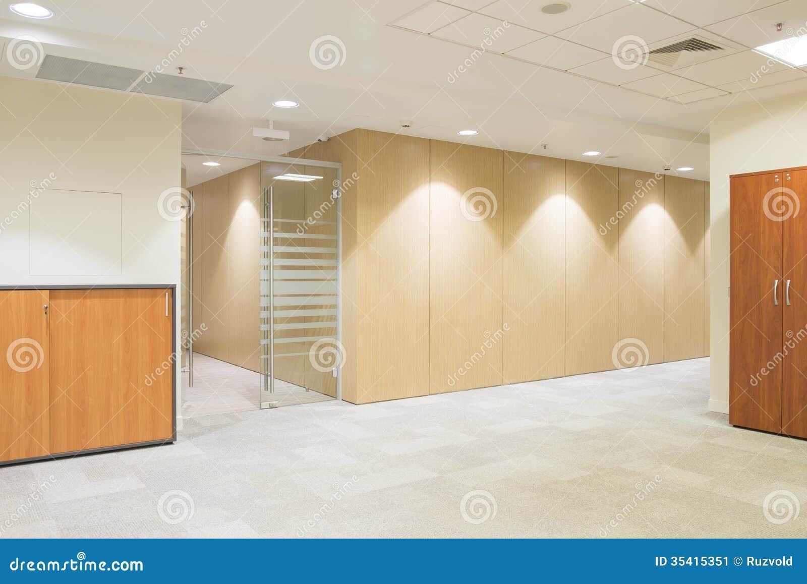 Office interior stock image. Image of dorm, apartment - 35415351