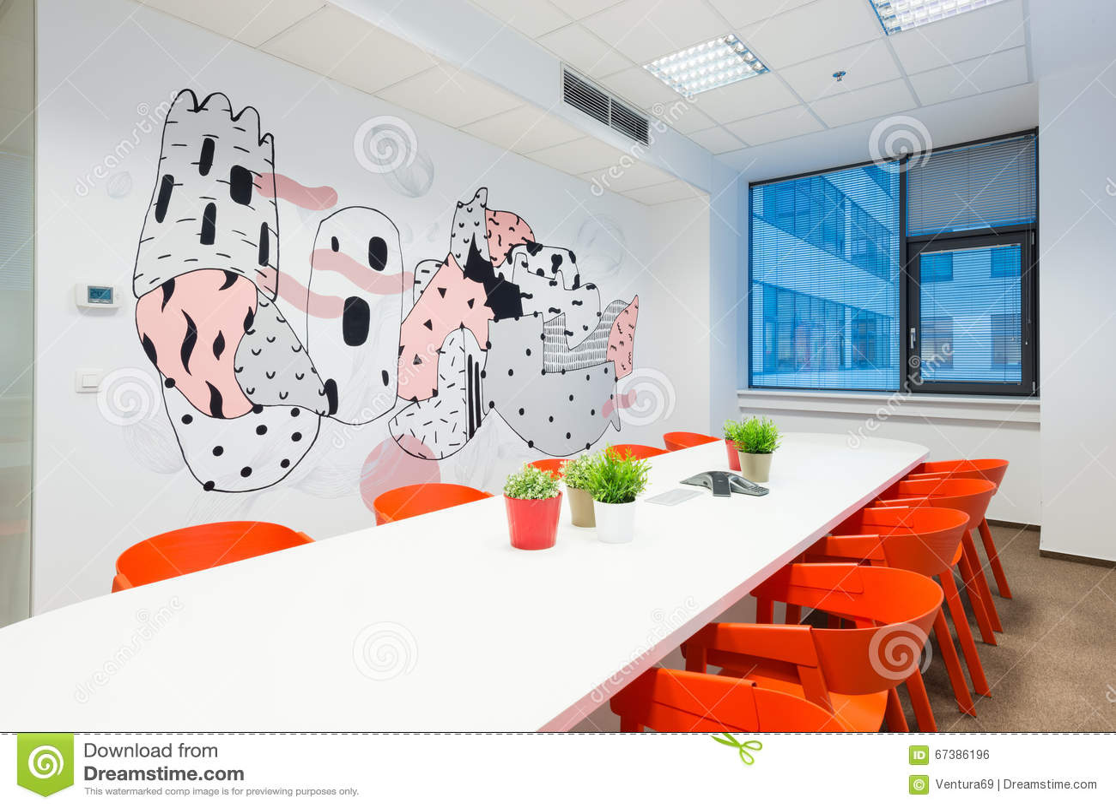 Office interiors created by Kivvi architects, Bratislava, Slovakia