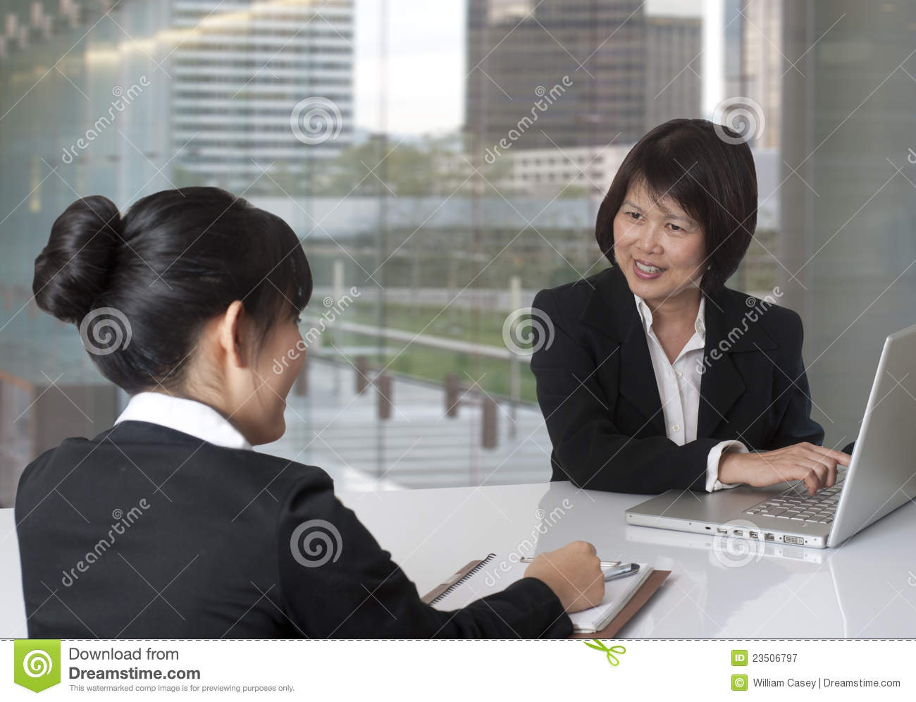 office interview