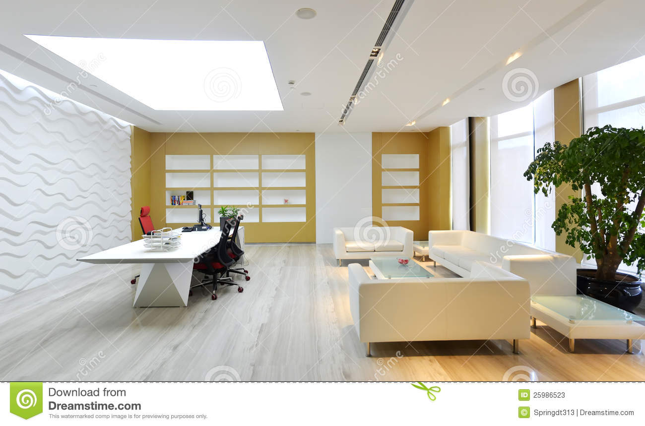 Office Lounge Stock Photos - Image: 25986523