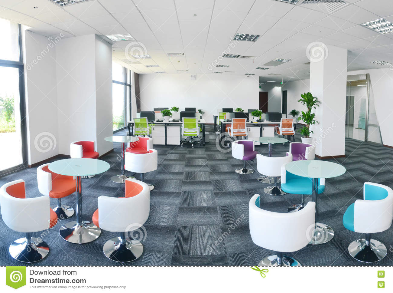 Perfect Office Lounge