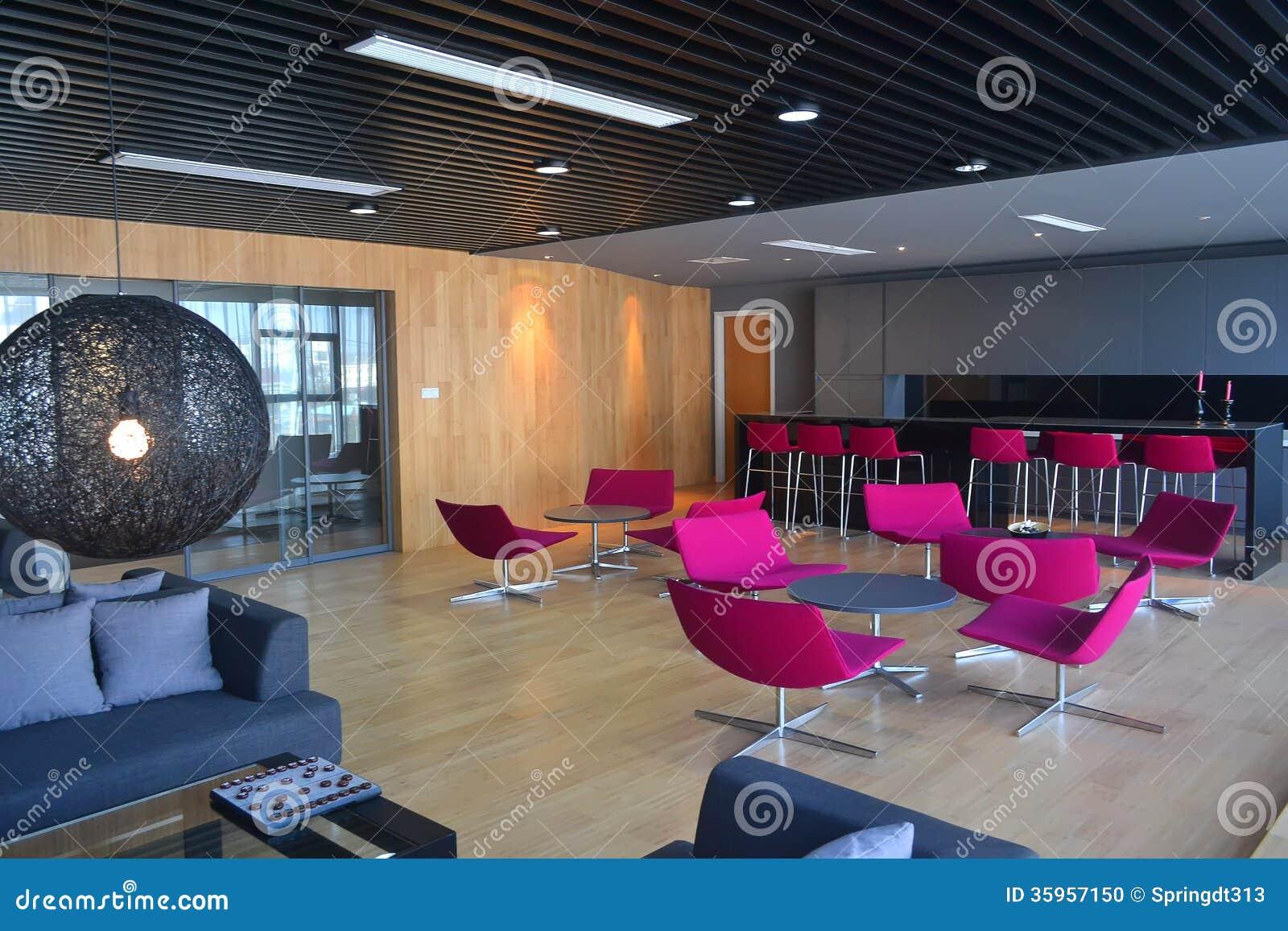 Office Lounge Stock Photo Image 35957150