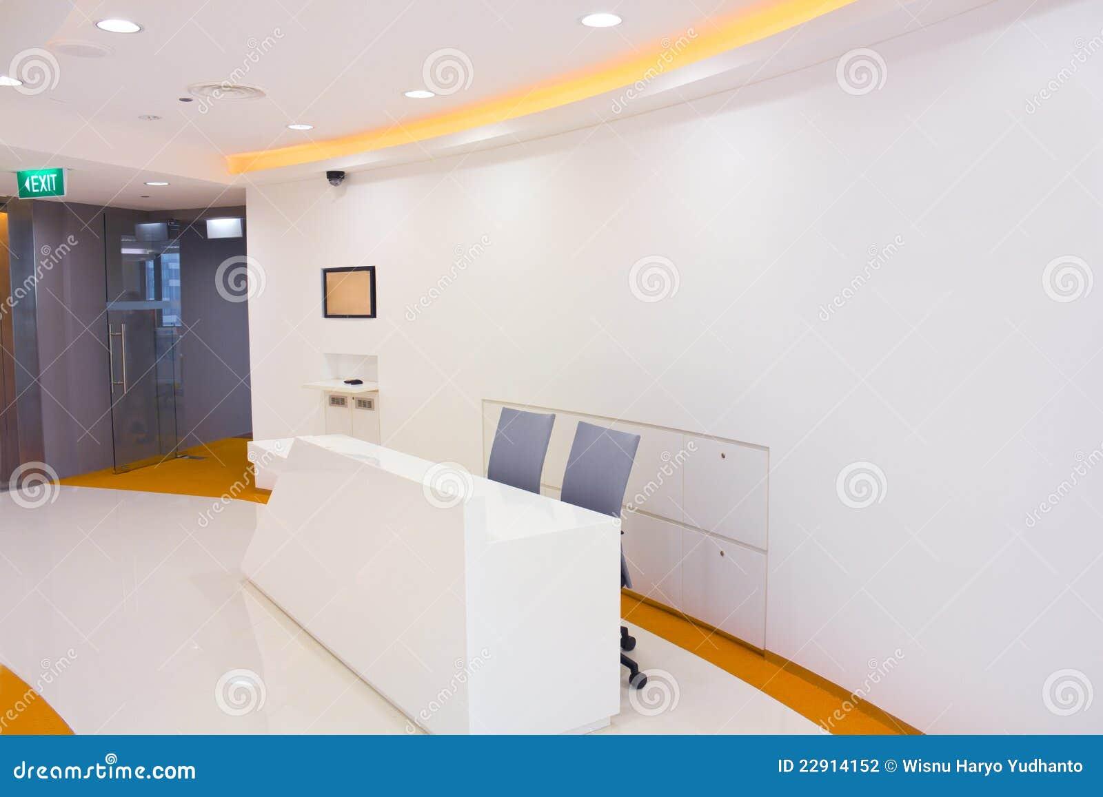 office reception area. area lobby modern office reception