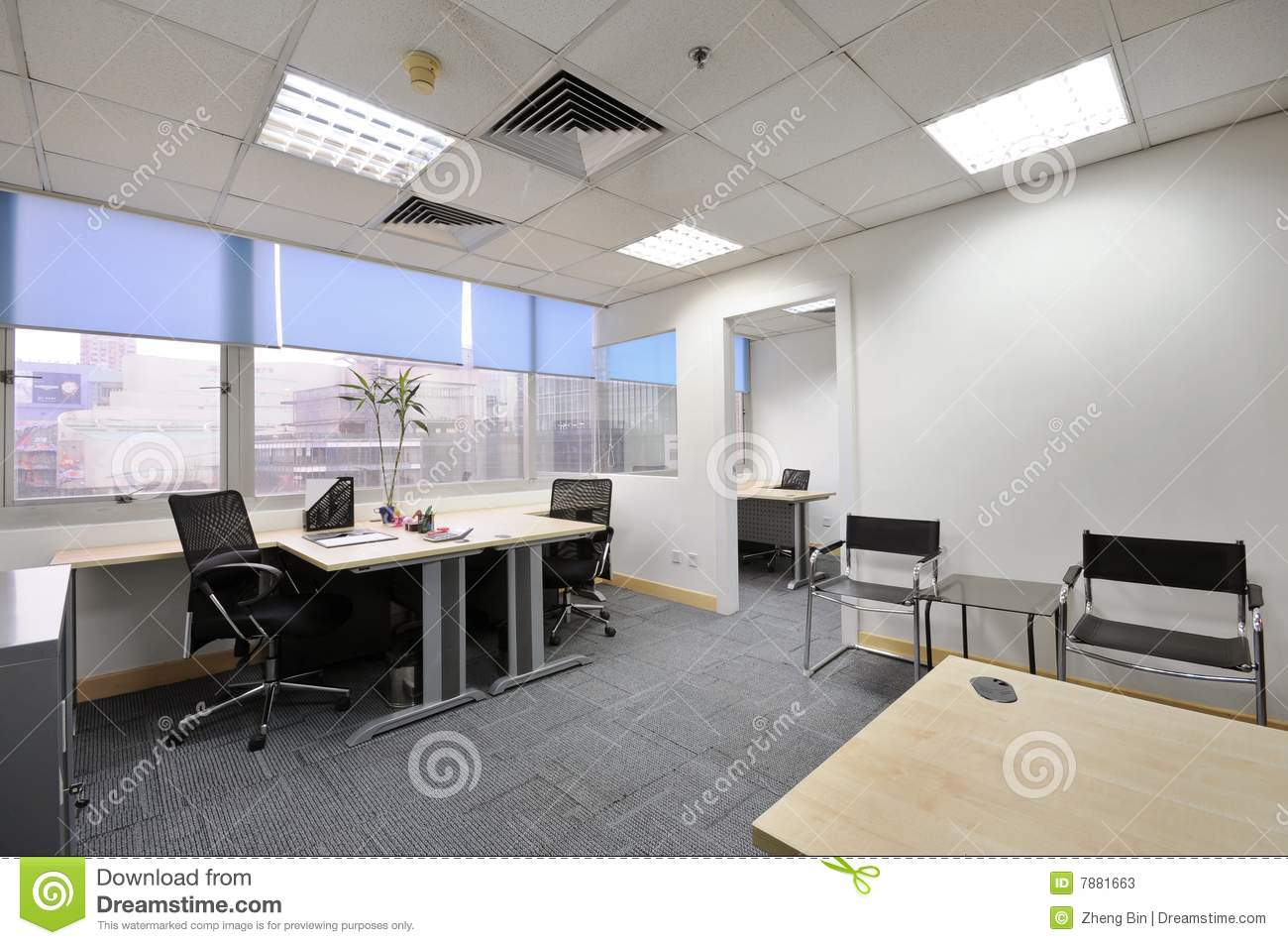 Office Room Stock Photos Image 7881663