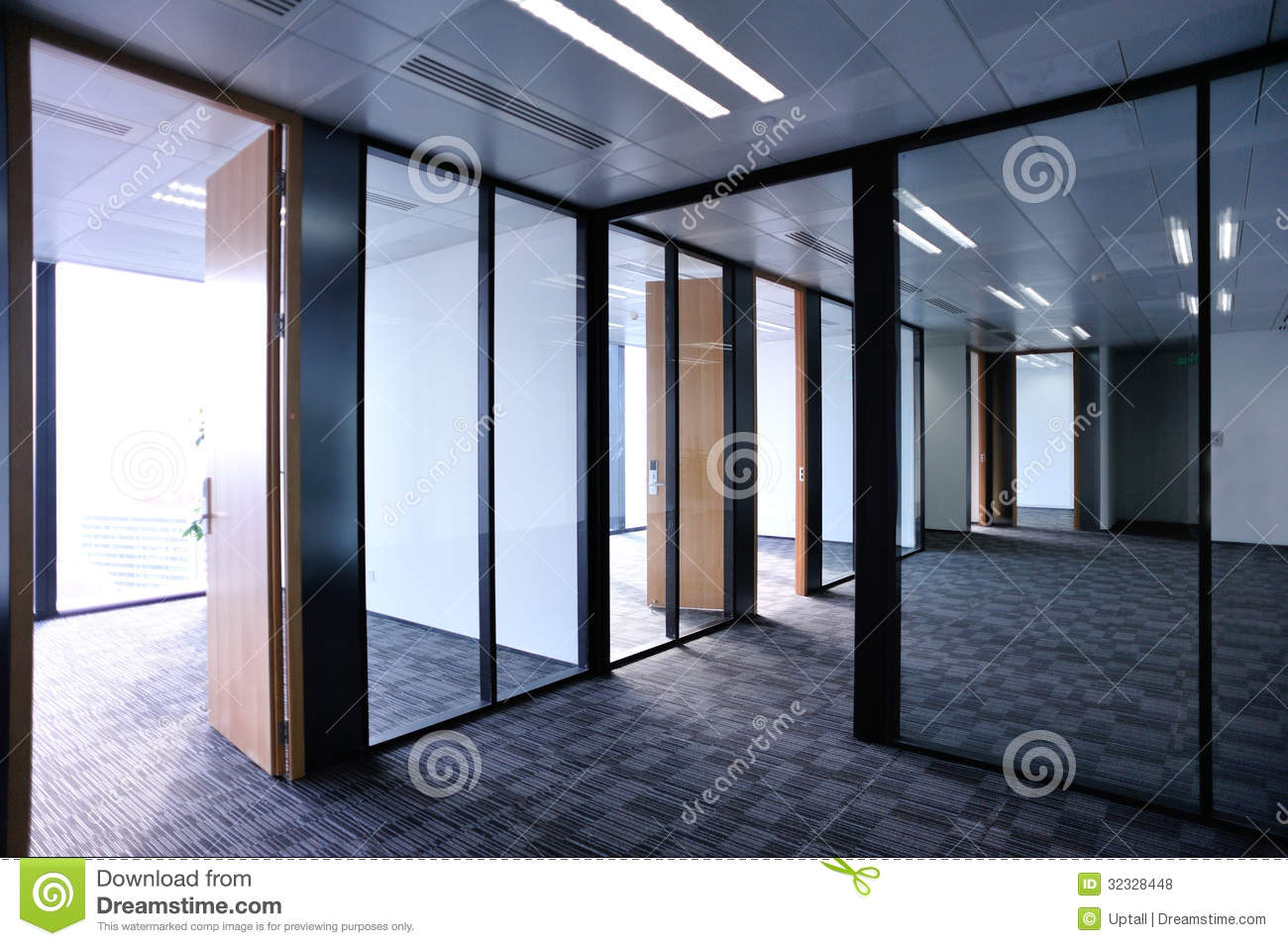 Office Room Interior Royalty Free Stock Photos Image
