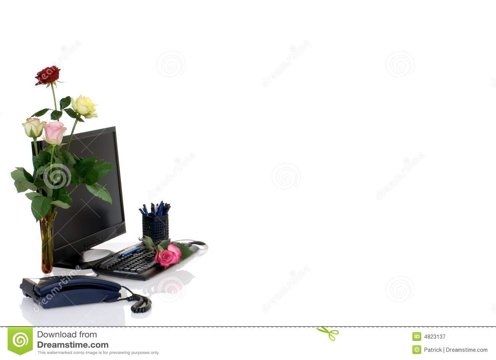 Office, secretary day