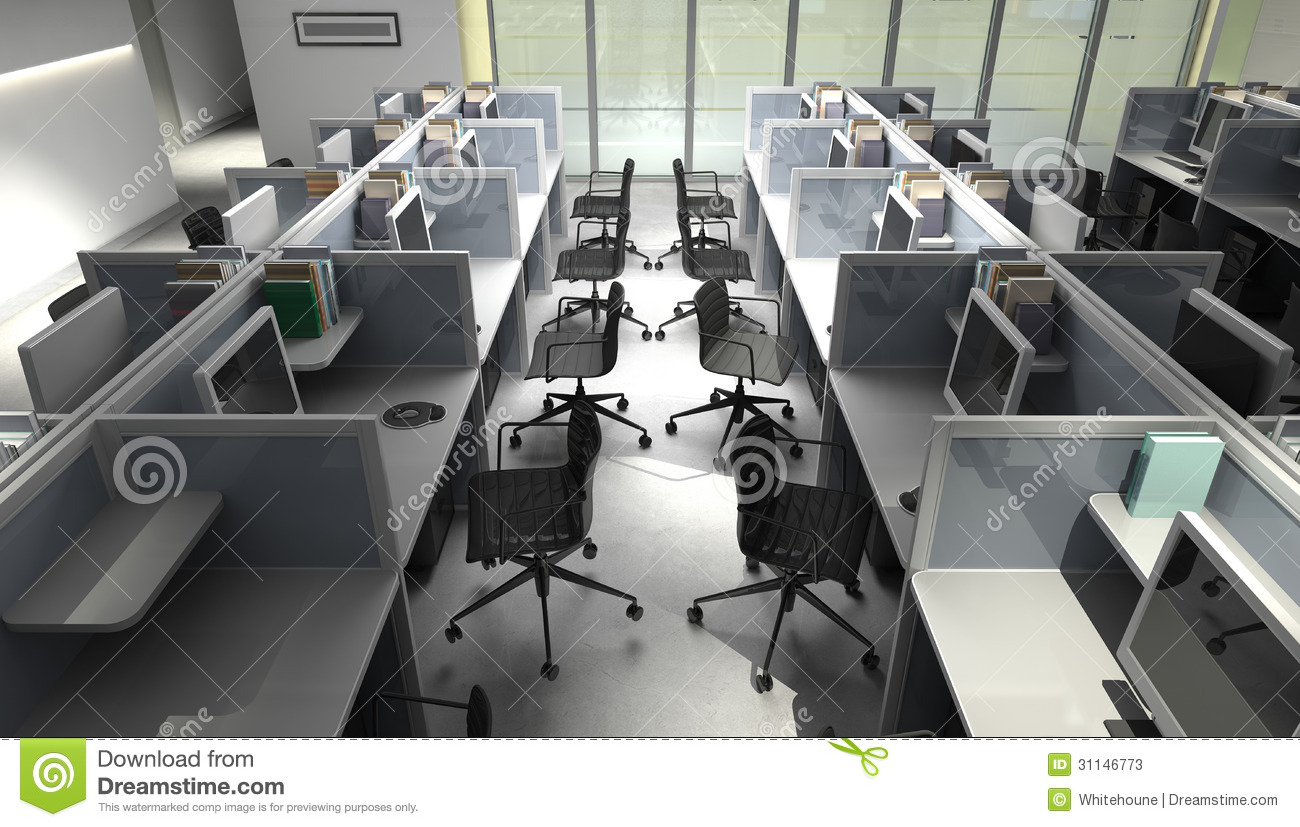 Office Space Stock Photos Image 31146773