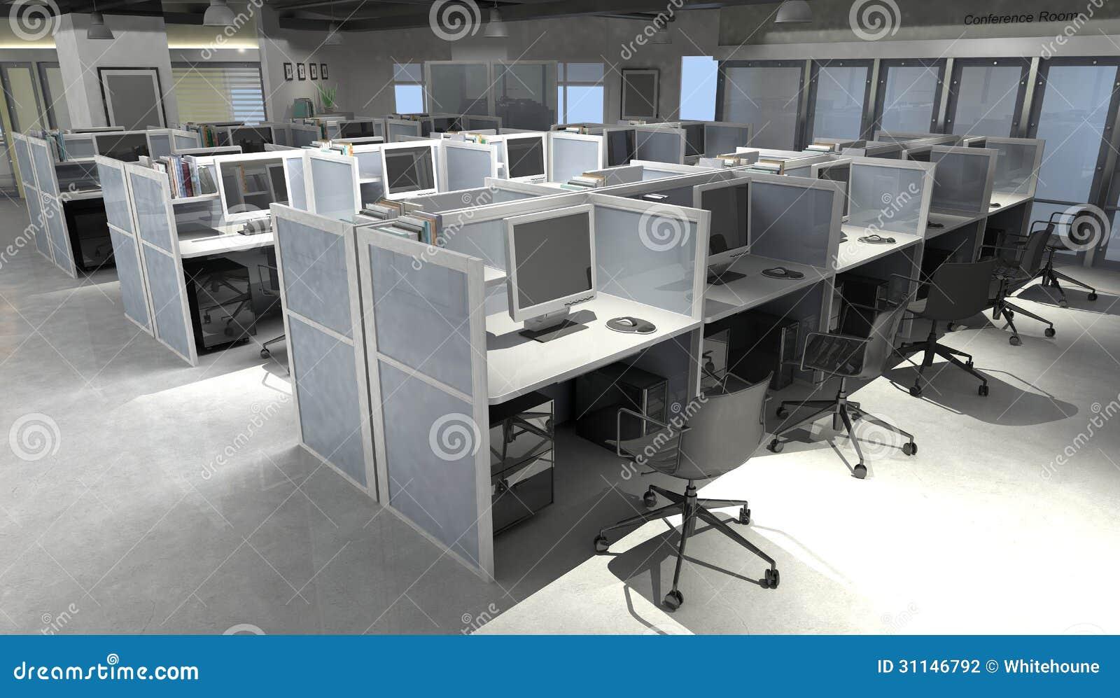 Office space stock illustration illustration of career