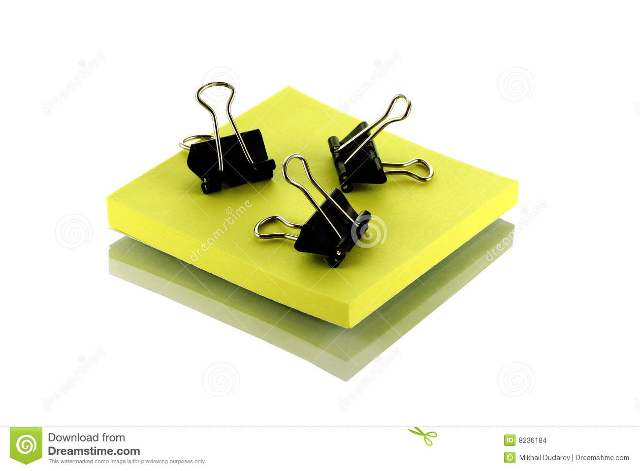 Office Stuff Stock Images - Image: 8236184