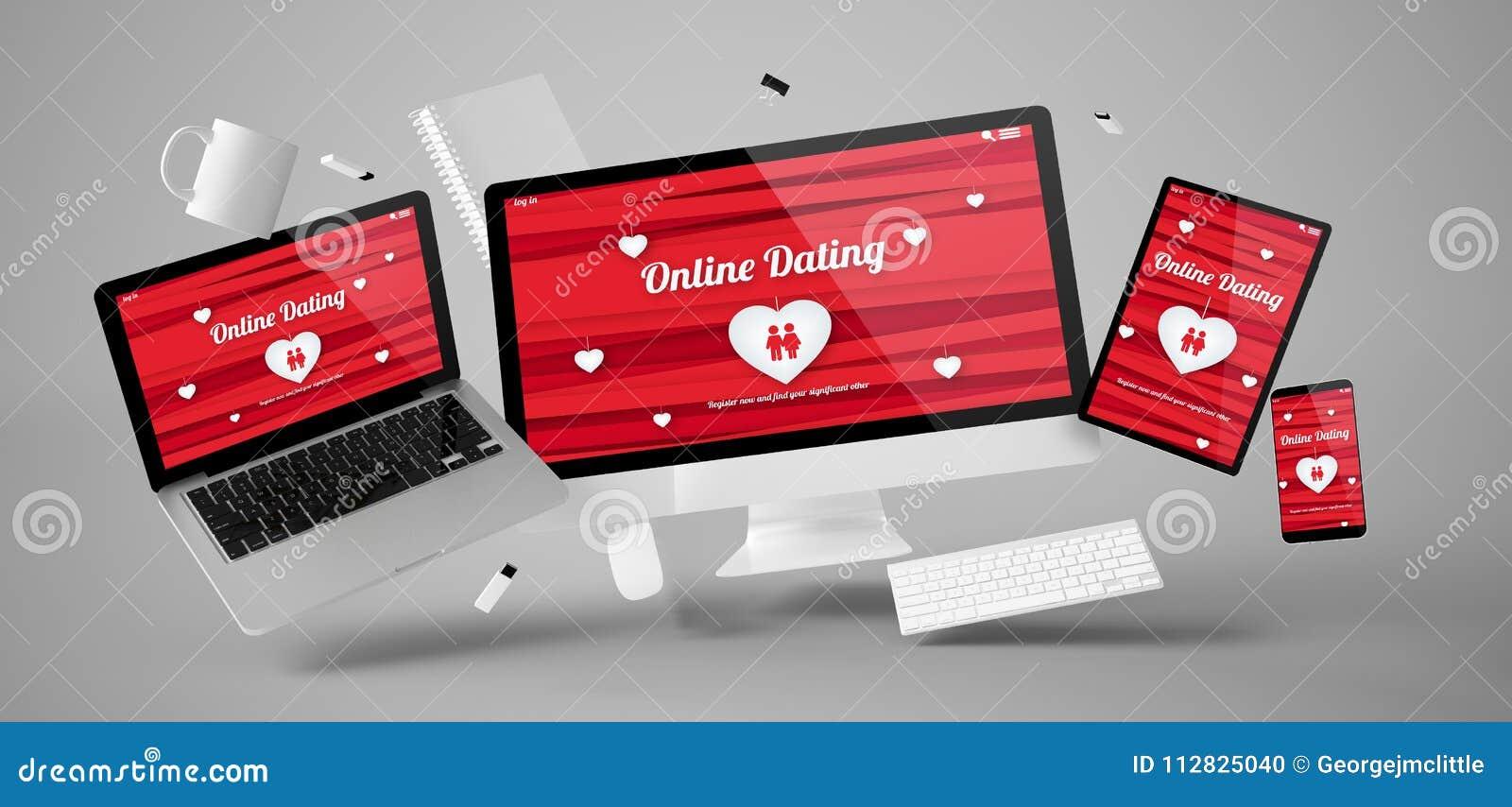 Online dating webside fakta
