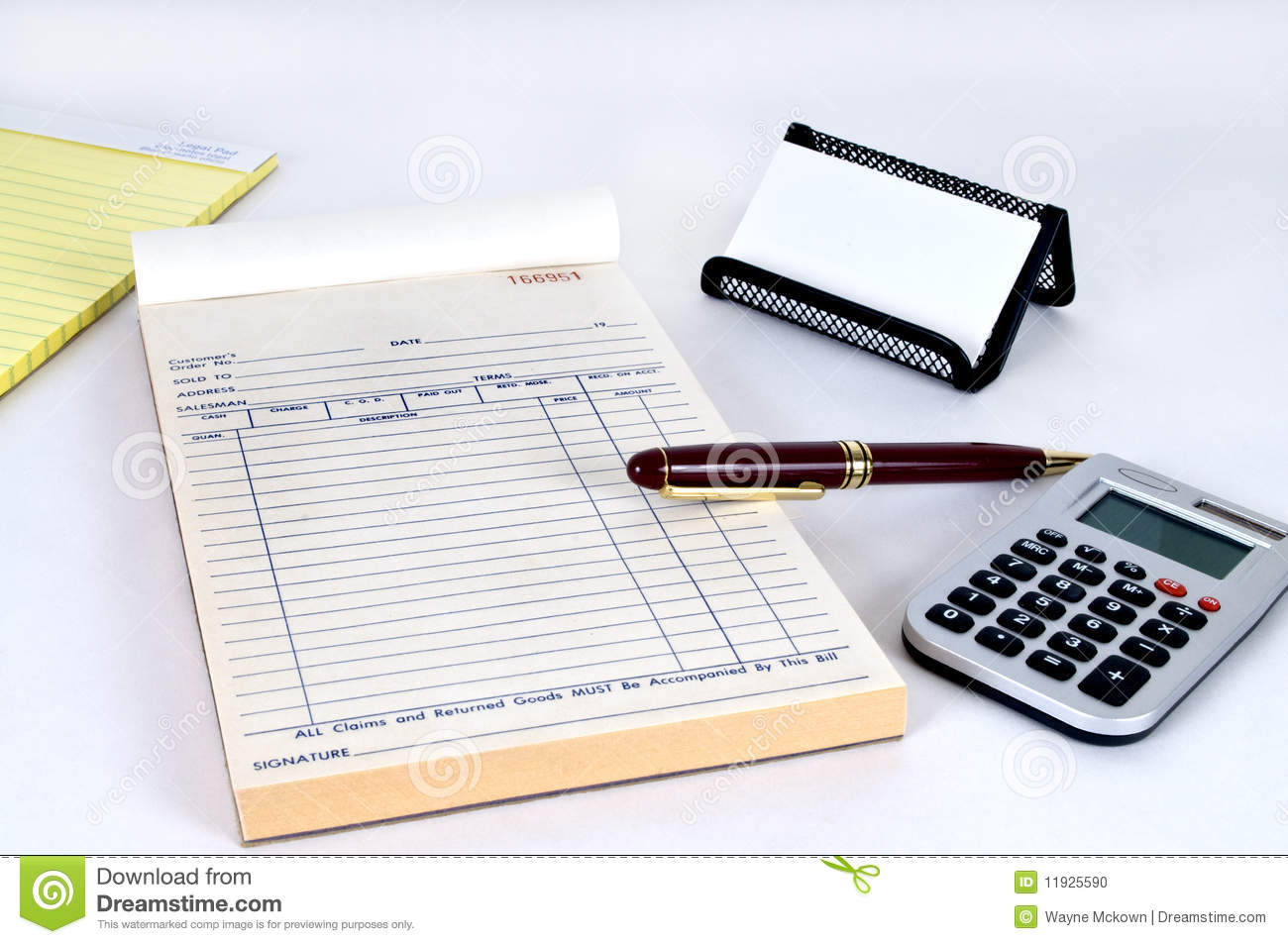 Download Office supplies stock photo. Image of file, clip, desk - 11925590