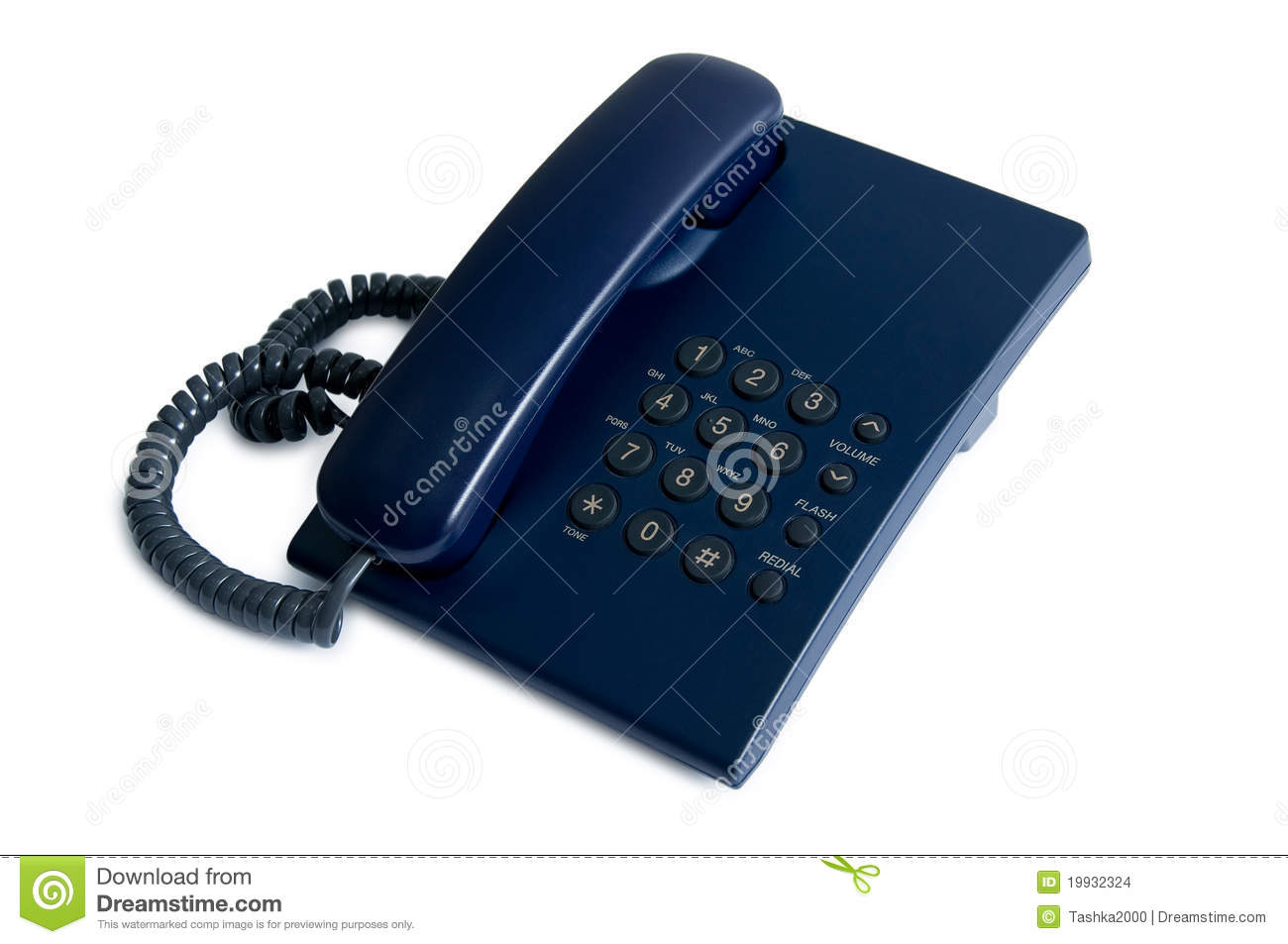 Office Telephone Stock Images - Image: 19932324