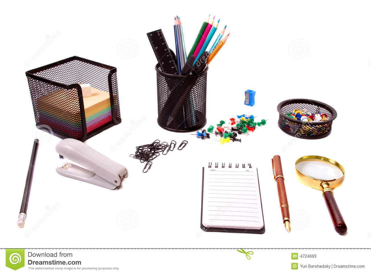Office Tools Stock Photos Image 4724693