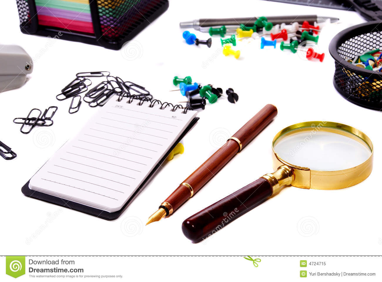 Office Tools Royalty Free Stock Photo - Image: 4724715