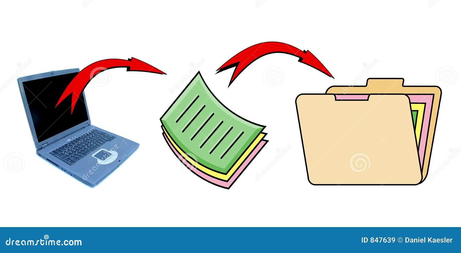 Office workflow