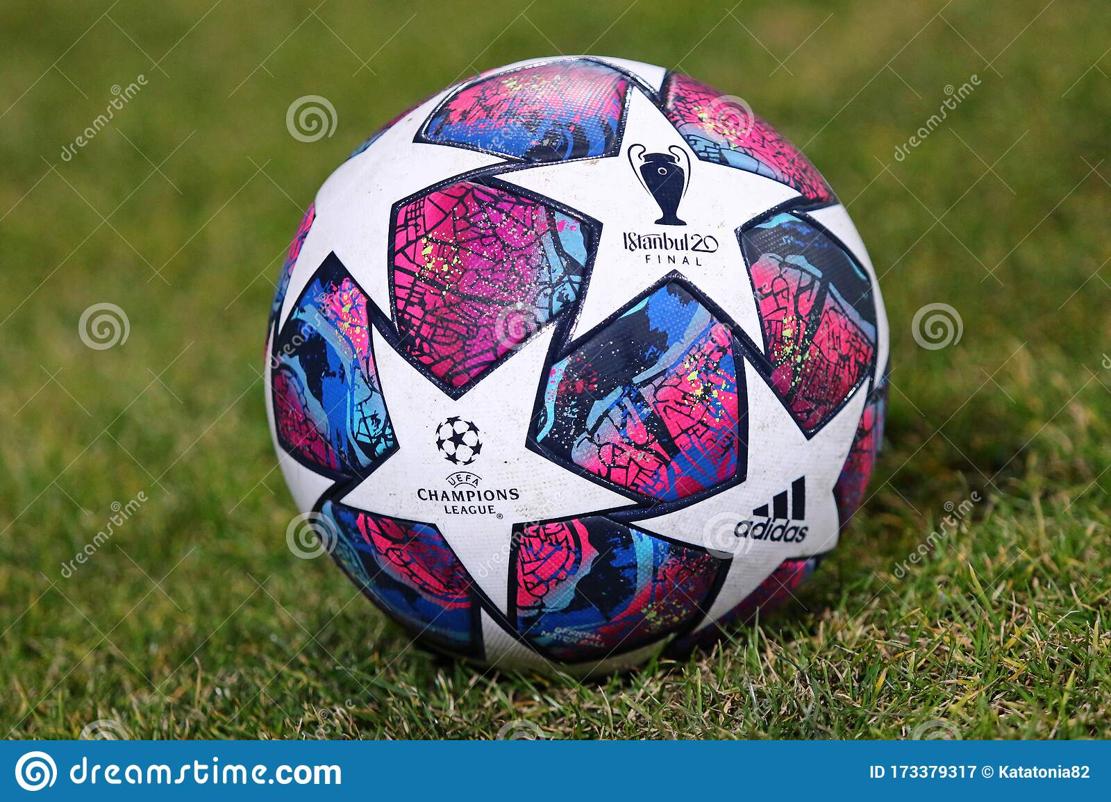 official match ball of uefa champions league 2020 istanbul final editorial photography image of arena design 173379317 https www dreamstime com official match ball uefa champions league istanbul final kyiv ukraine february grass youth game fc dynamo v image173379317