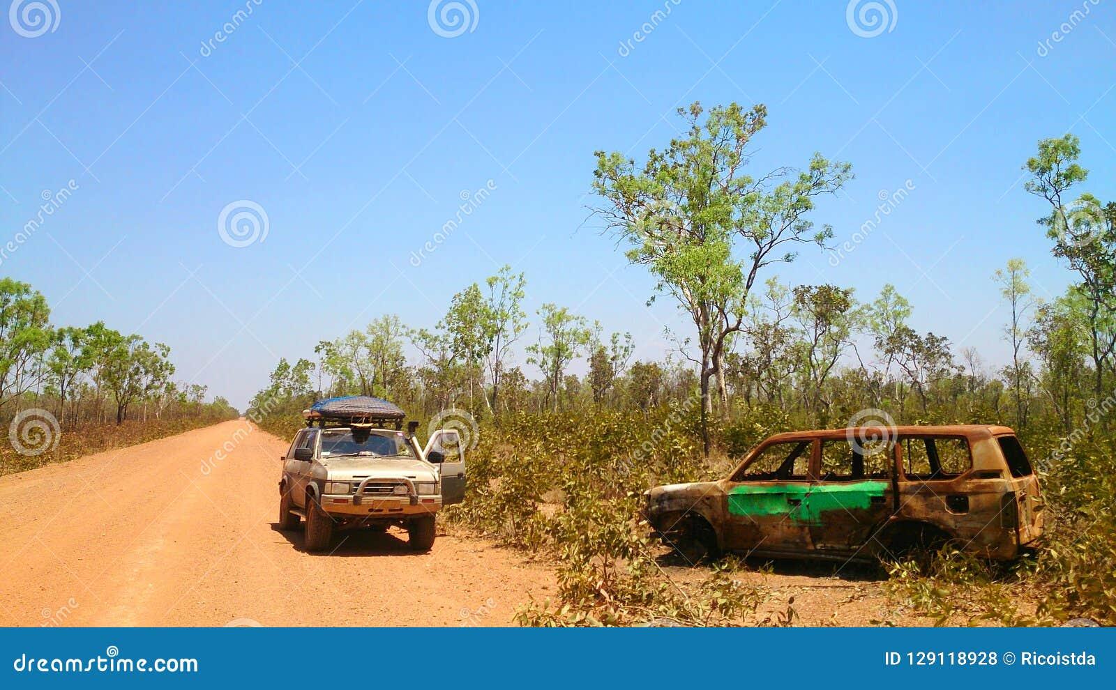 Offroad desert safari