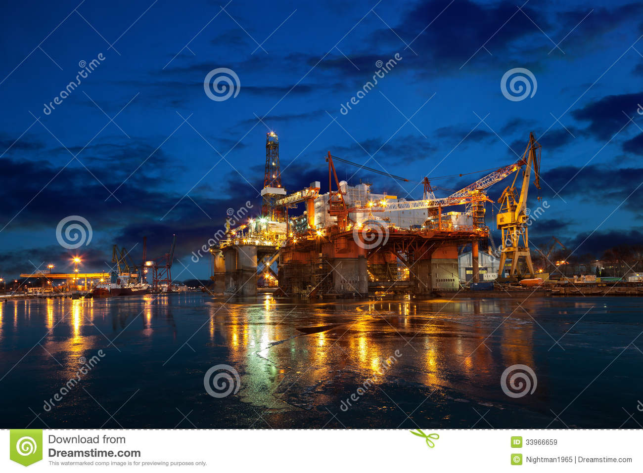 Oil and gas drilling business plan