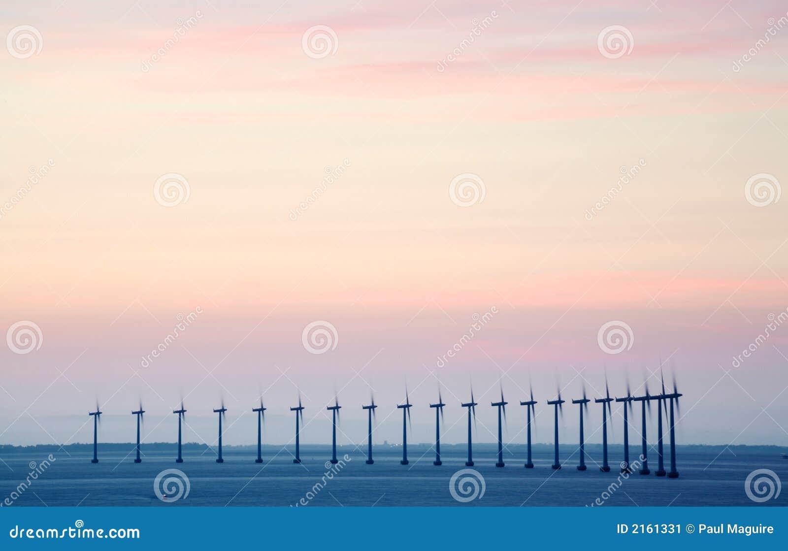Offshorewindbauernhof