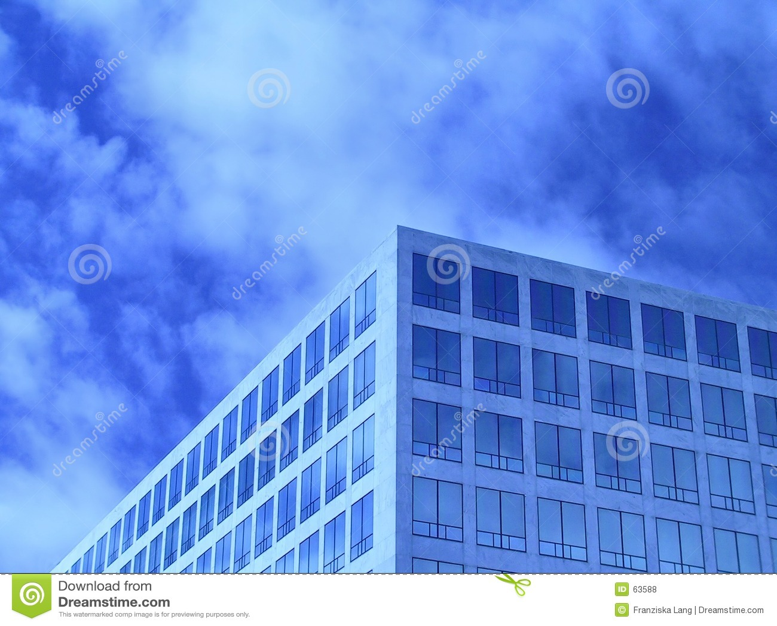 Oficina azul Windows