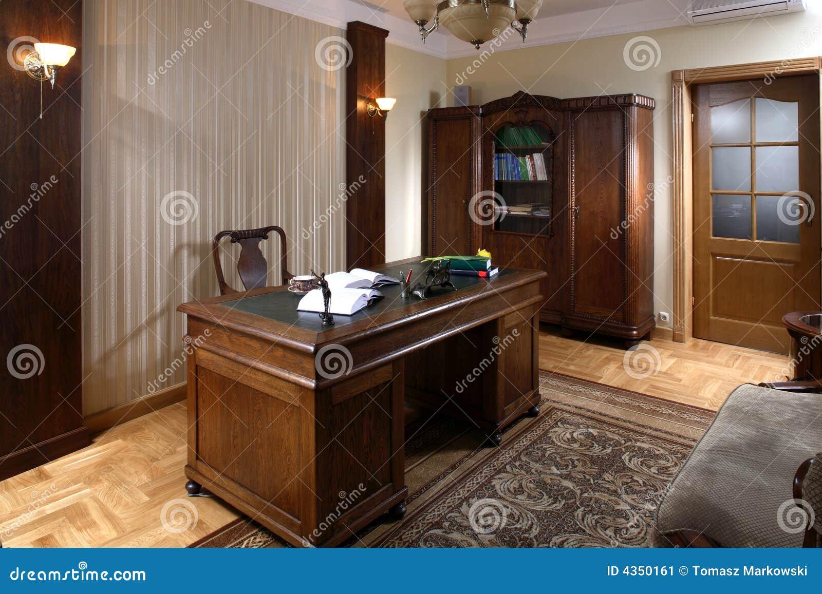 Oficina De Abogado Imagen De Archivo Imagen 4350161