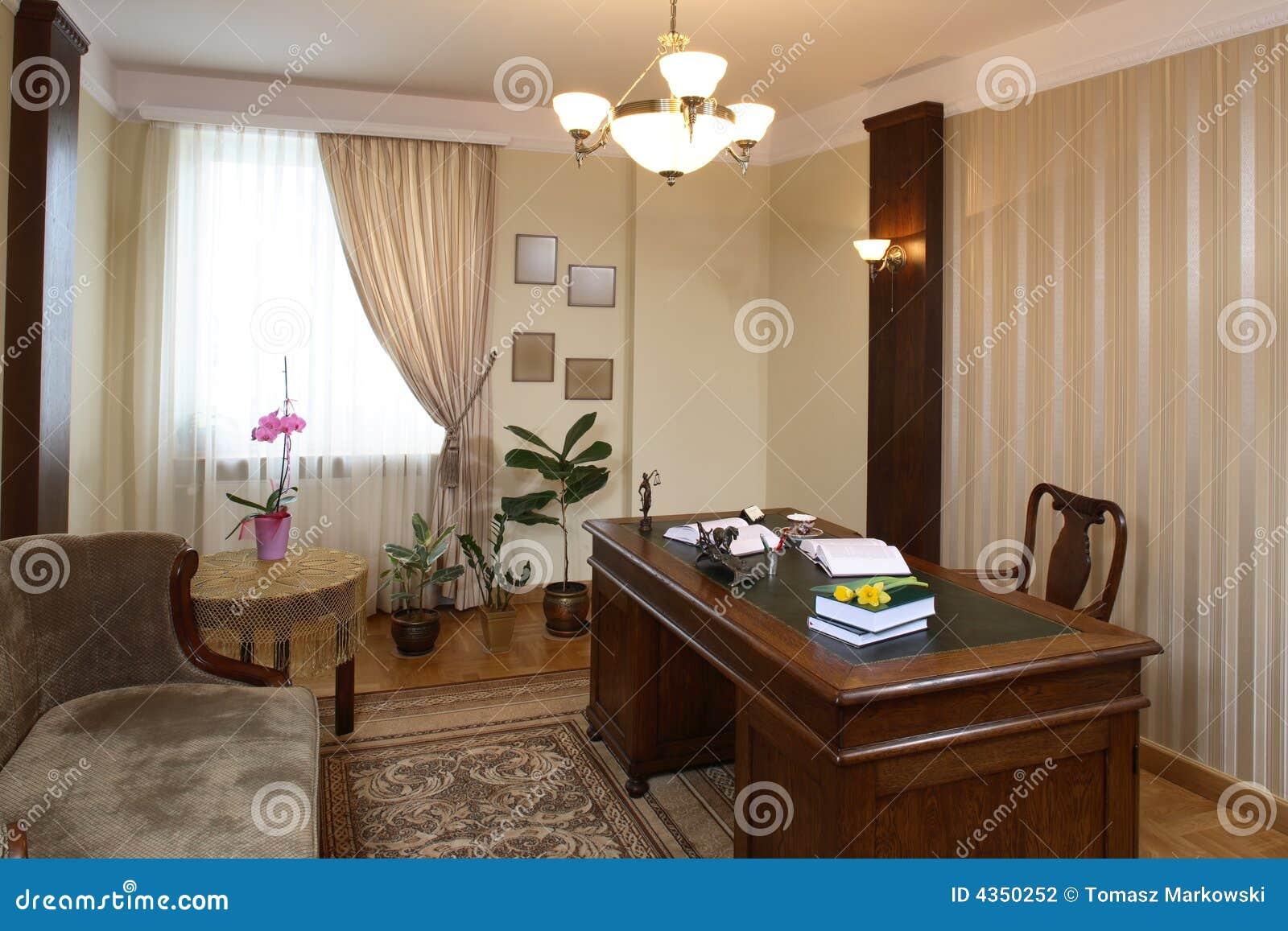 Oficina De Abogado Foto De Archivo Imagen De Cl Sico
