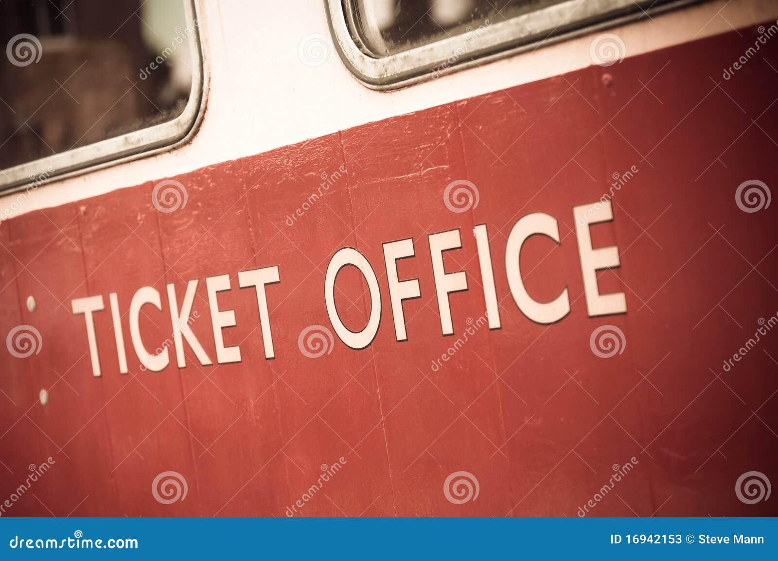 Oficina de boleto