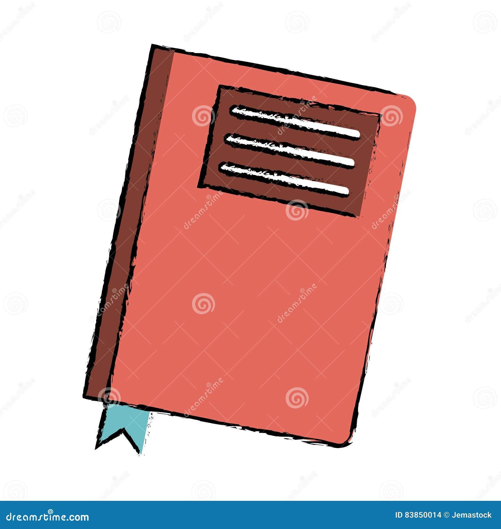5b1d2e817 Oficina Del Directorio Del Diario Del Cuaderno De Dibujo Ilustración ...