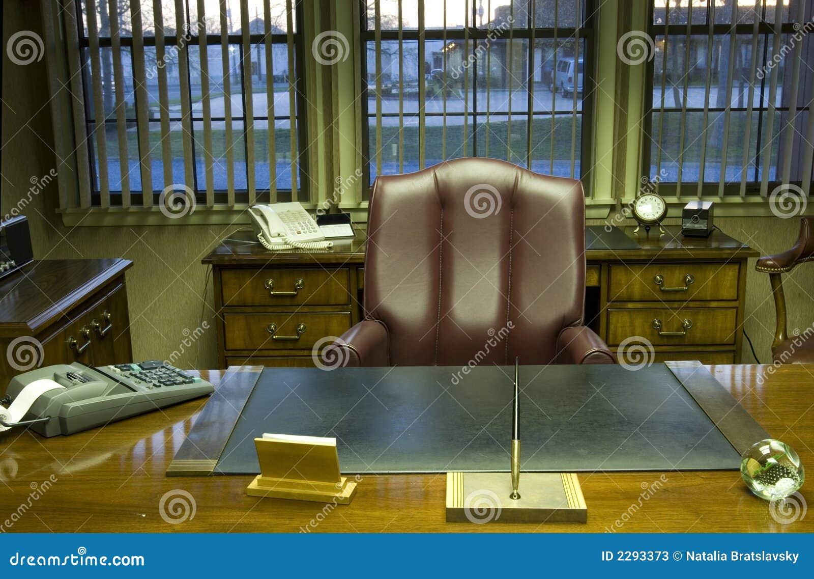 Oficina ejecutiva fotos de archivo imagen 2293373 for Oficina ejecutiva