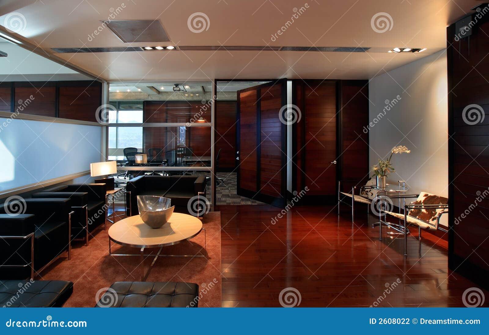 Oficina Lujosa 2 Fotograf A De Archivo Imagen 2608022