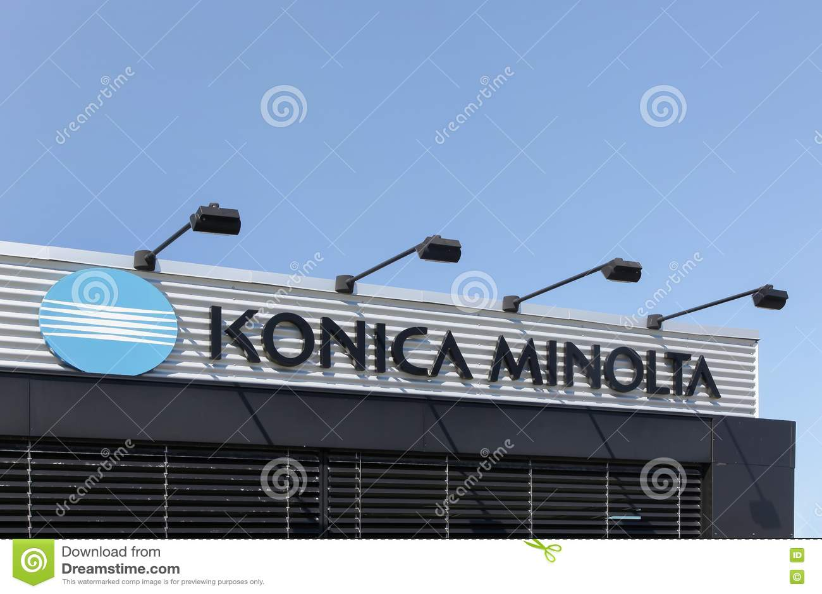 Oficinas de Konica Minolta