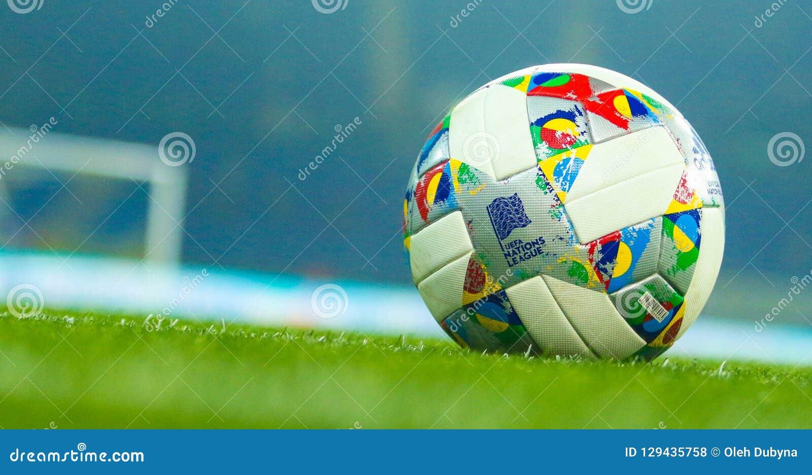 Oficjalny balowy liga narody UEFA