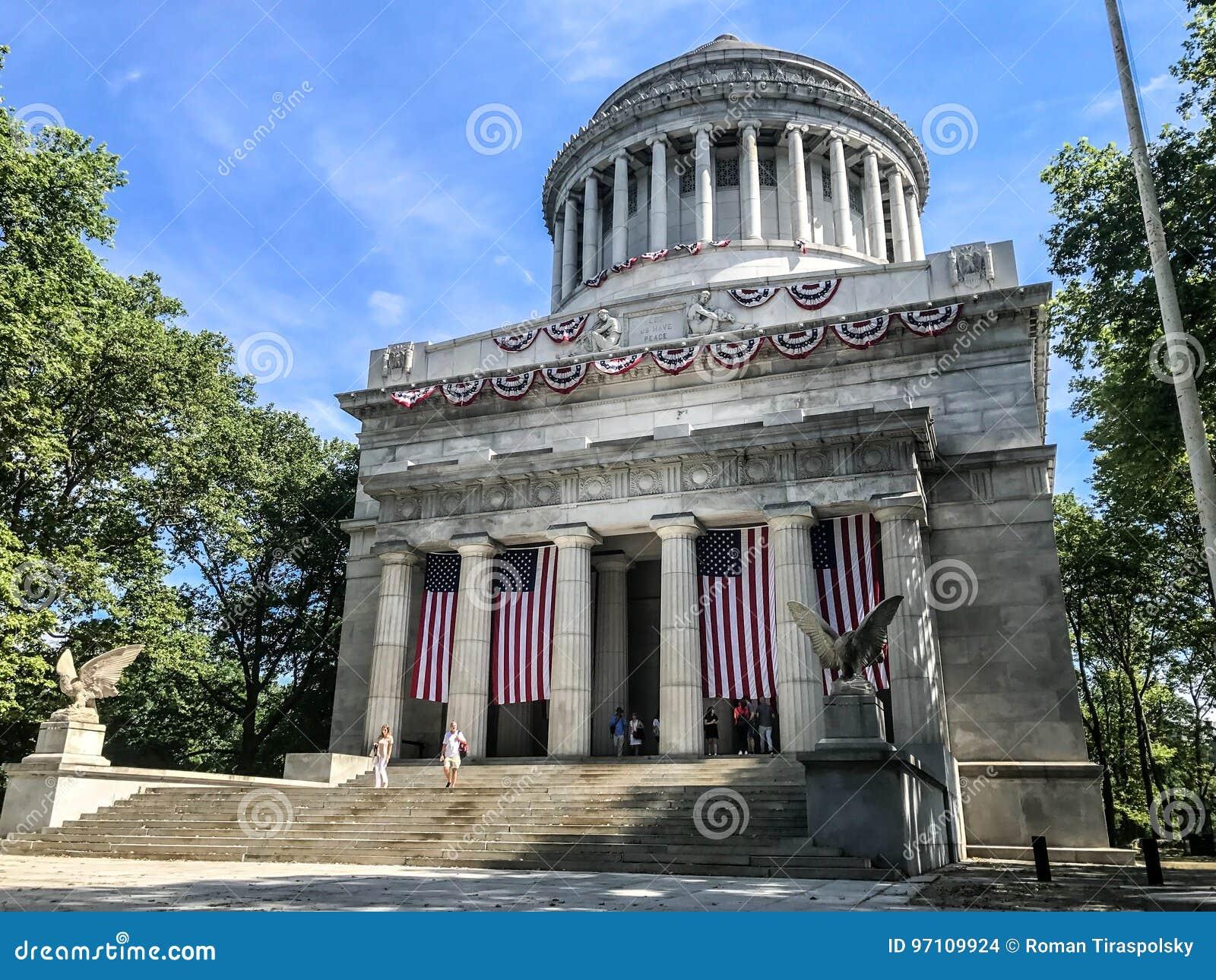 Ogólnego Grant pomnik