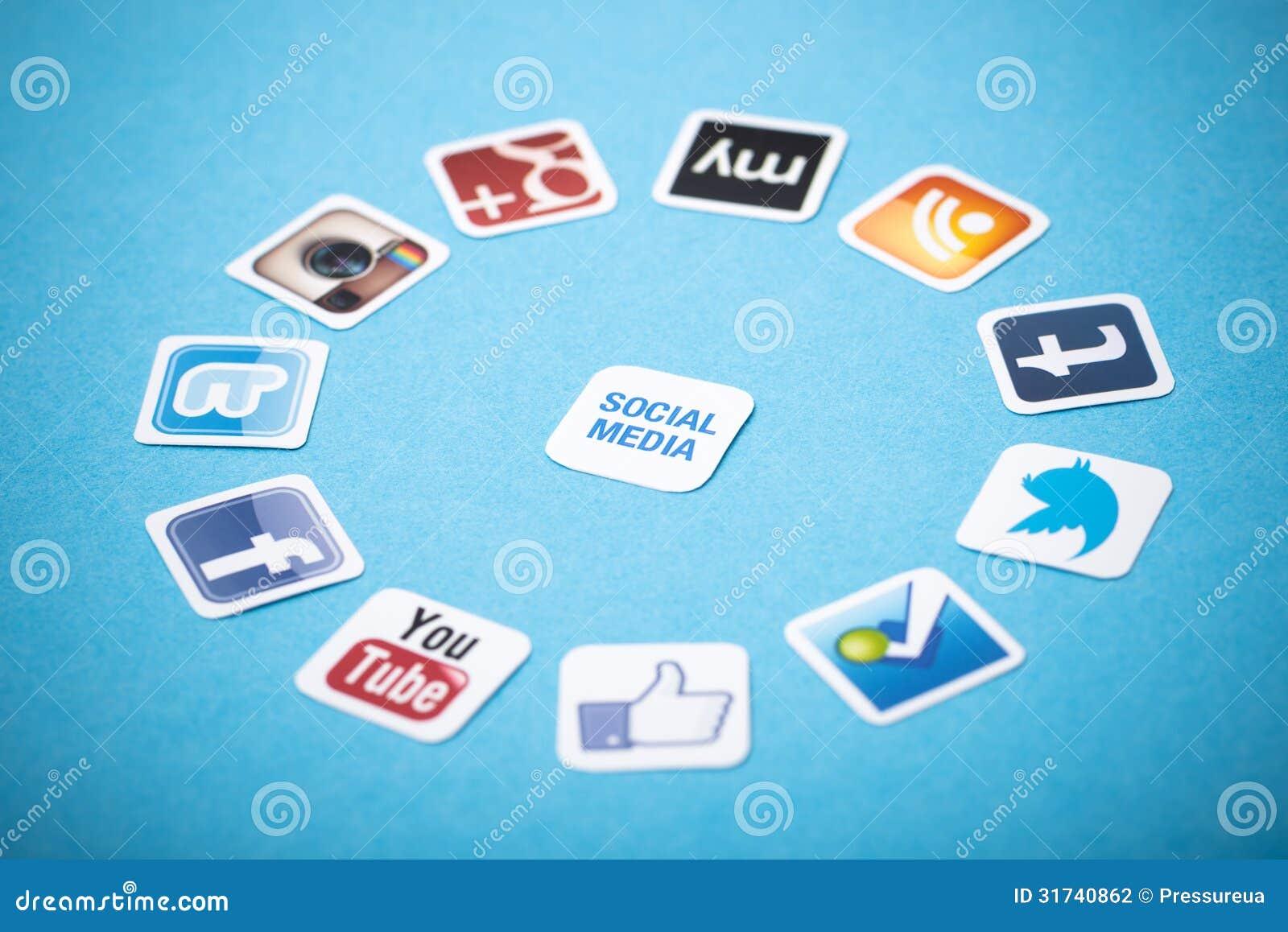 Ogólnospołeczni medialni apps