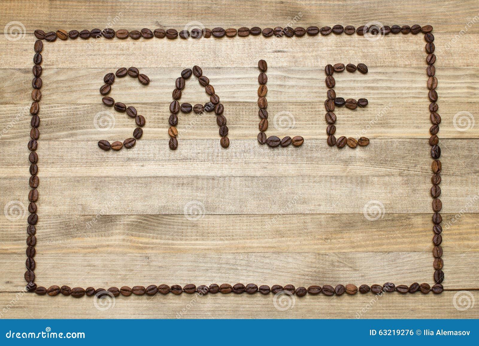 Ogłoszenie sprzedaż robić kawowe fasole