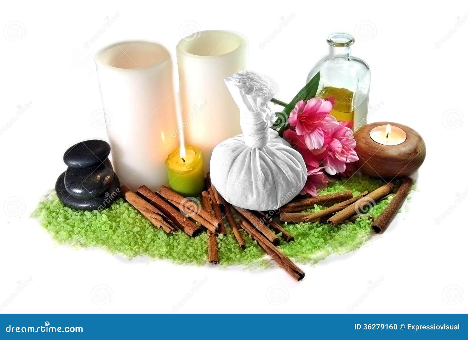 Oggetti di massaggio per la stazione termale fotografia for Programmi per progettare oggetti