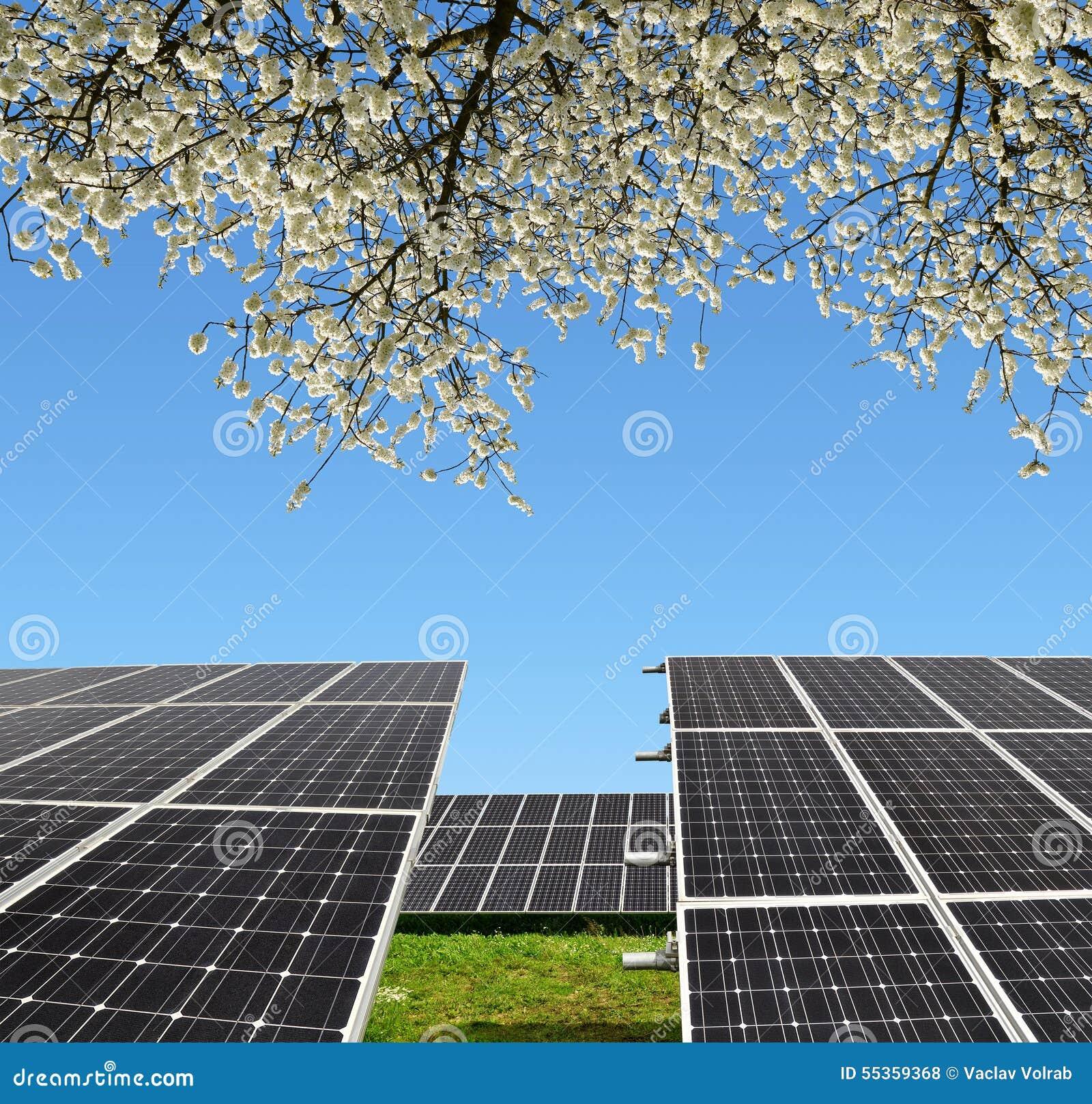 Oggetto a energia solare di panels