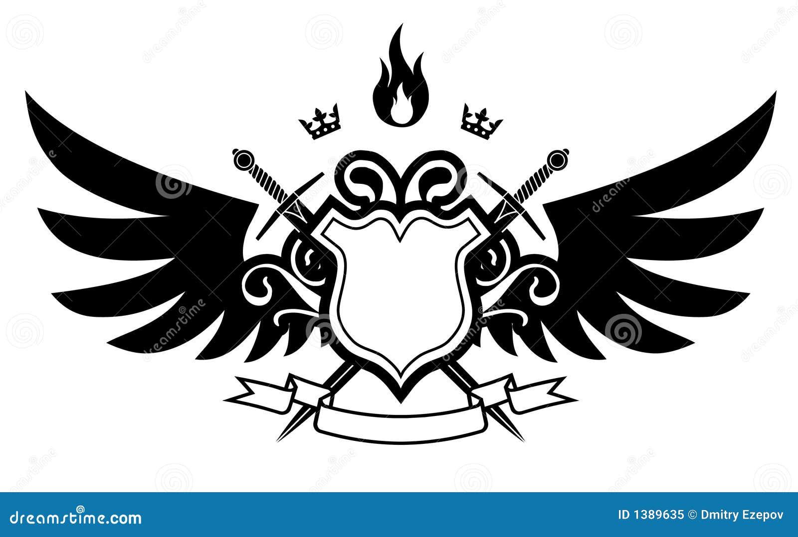 Ogień skrzydła