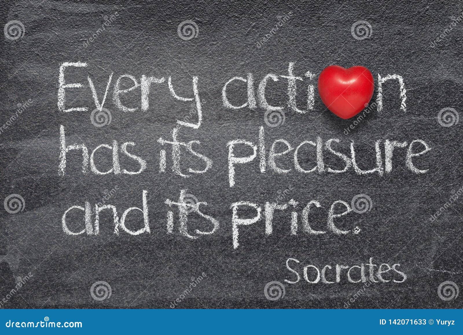 Ogni Socrates di azione