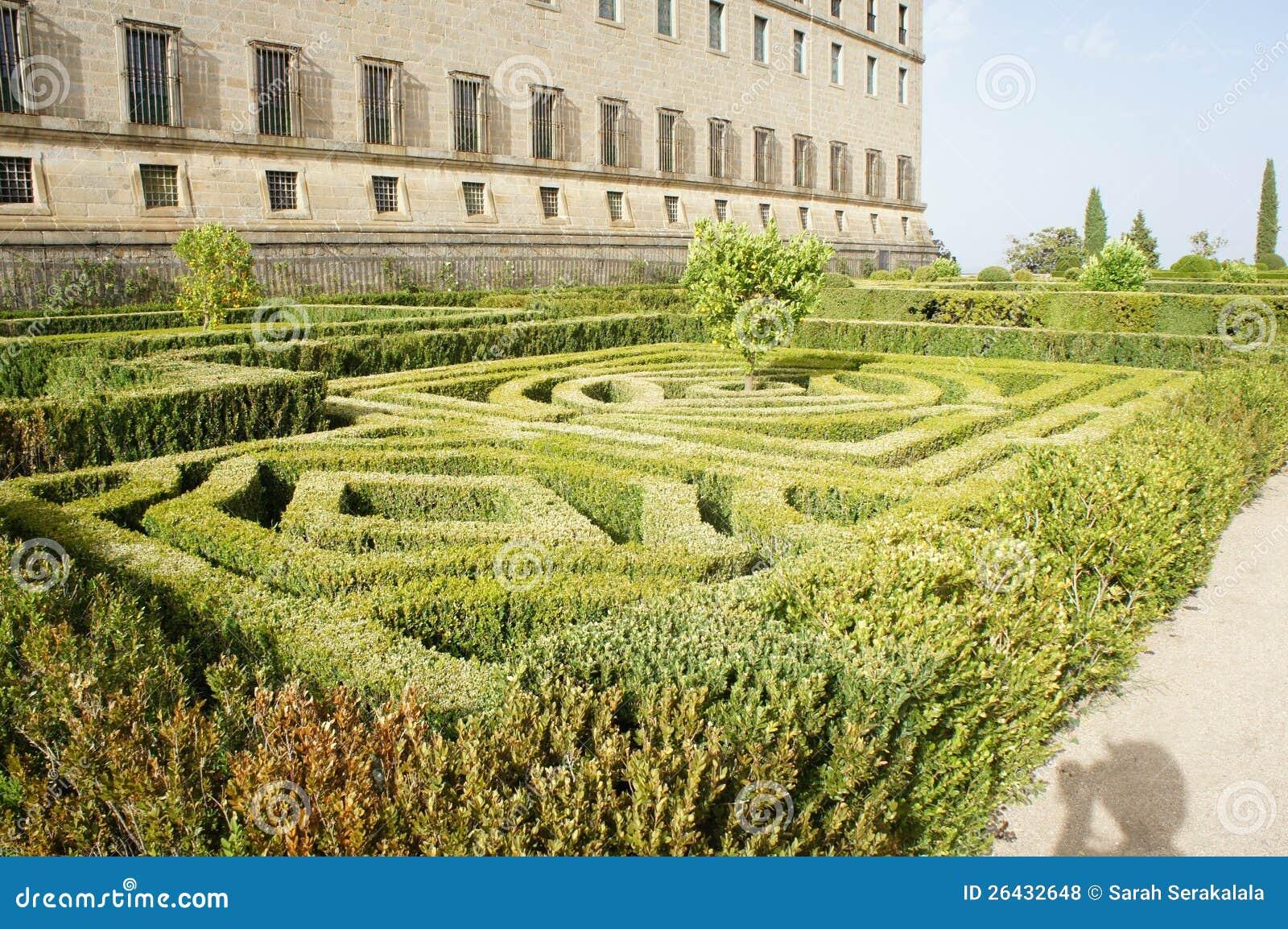 Ogródy Monaster